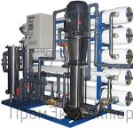 Нанофильтрационная установка водоподготовки